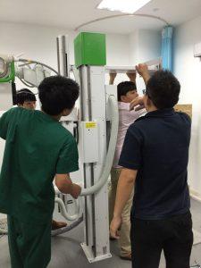 工业DR平板探测器